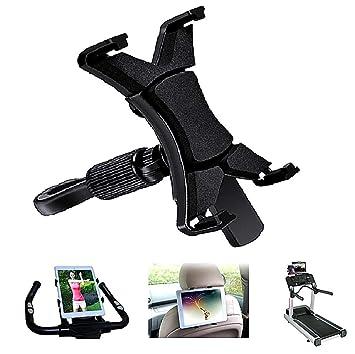 Aerobin Soporte para Tablet para Bicicleta giratoria, Soporte ...