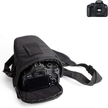 K-S-Trade para Canon EOS 4000D: Bolsa per Camera DSLR/SLR/DSLM ...