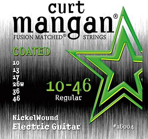 Curt Manganeso Strings 16004–Guitarra Cuerdas