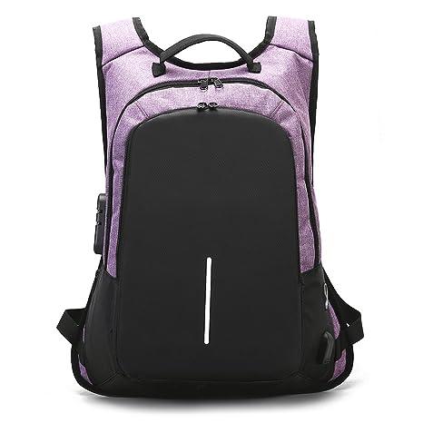 23d62e7ad428 Amazon.com: JQXB Laptop Backpack, 15.6inch Men Travel Computer ...