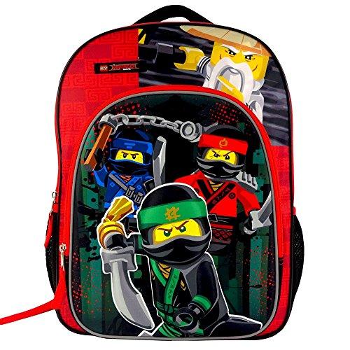 Licensed Lego Ninjago Backpack 16