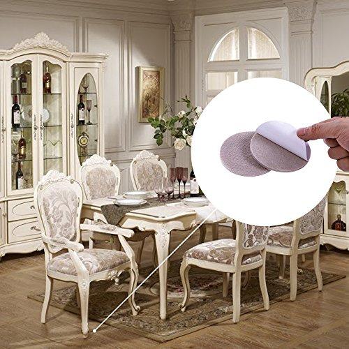 PROTECTOR Premium ULTRA LARGE Pack Furniture Pads  piece! Felt