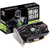 MAXSUN GEFORCE GT 1030 2GB GDDR5 Graphics Card GPU Mini ITX Design, HDMI, DVI-D, Single Fan Cooling System