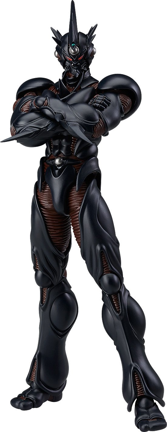 Max Factory Guyver The Bioboosted Armor Guyver III Figma Action Figure Diamond Comic Distributors NOV168547