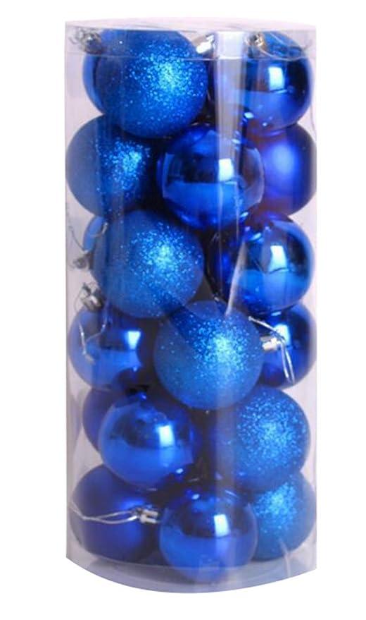 george jimmy wonderful christmas gift christmasparty decorations christmas ball 6cm blue - Blue Christmas Theme Decorations