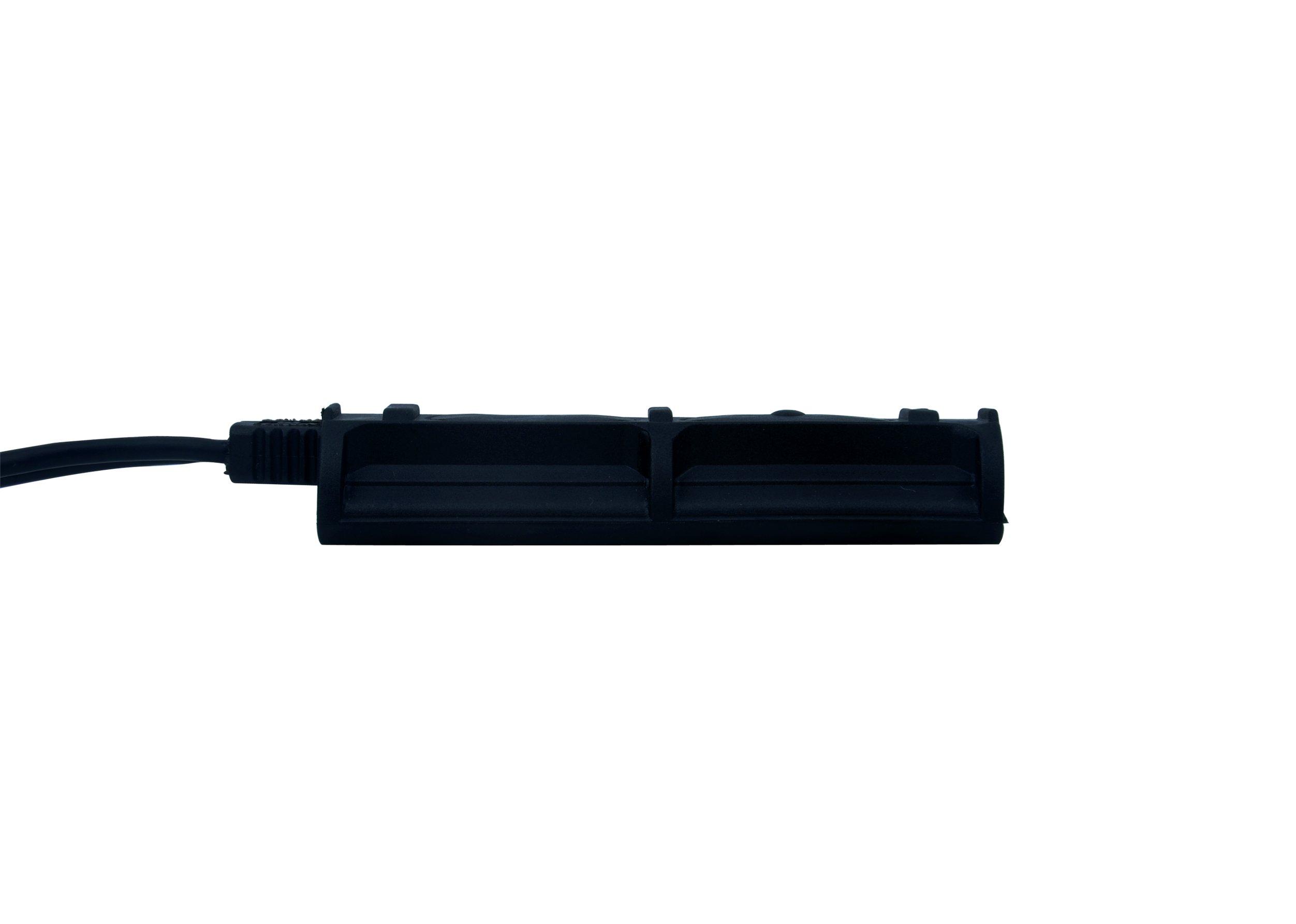 Night Evolution Remote Dual Pressure Switch for Weapon light and PEQ Gun Light NE07011-BK by Night evolution (Image #5)