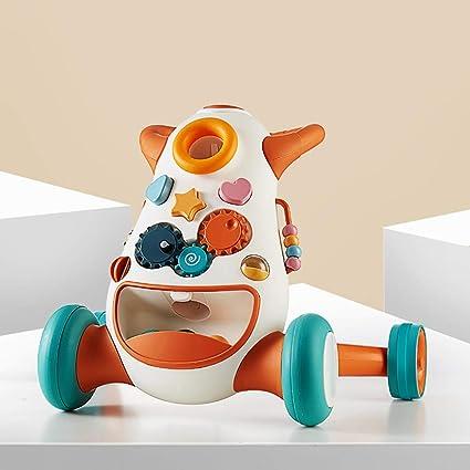 LFY - Carrito de Paseo para bebé, Velocidad Ajustable ...