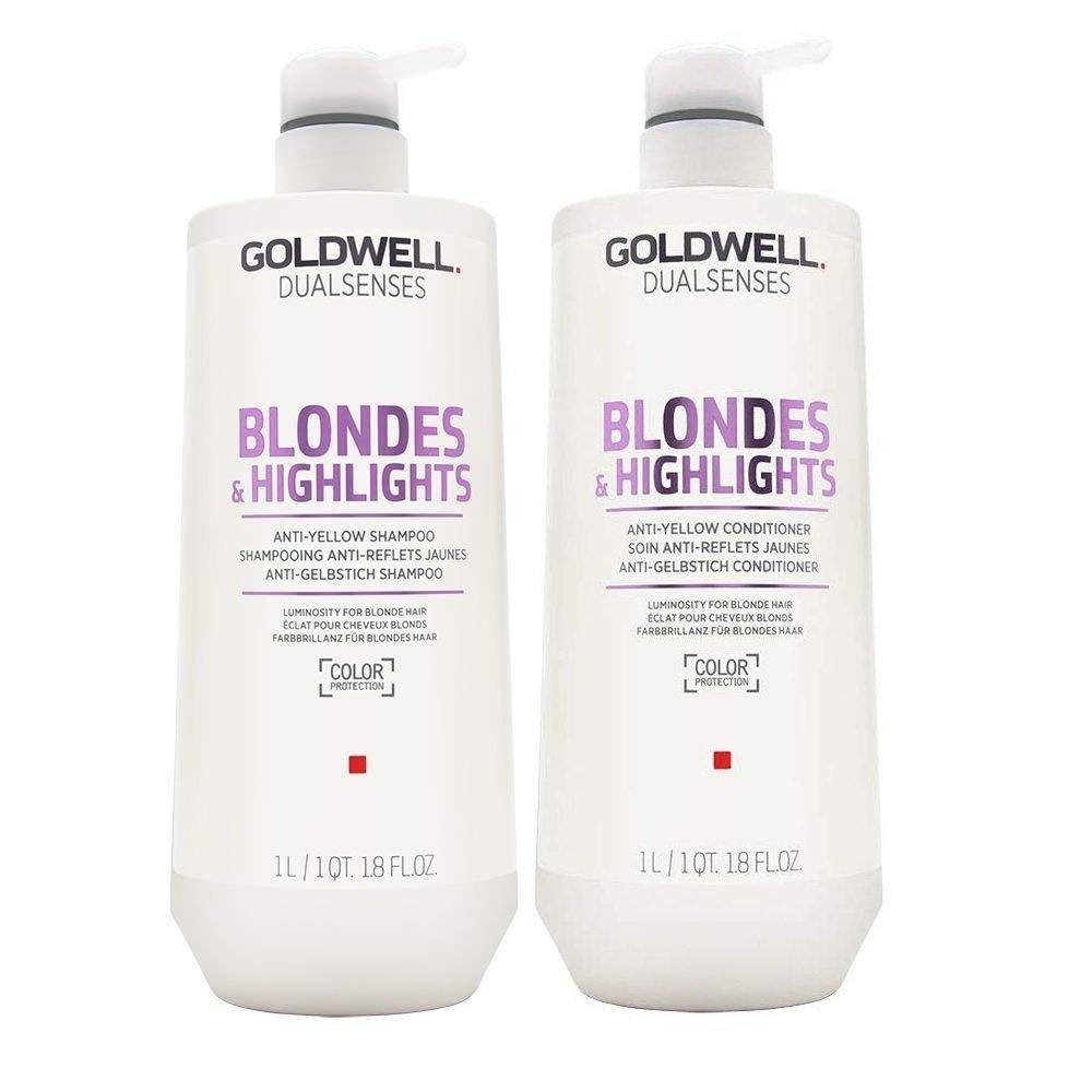 Amazon Com Goldwell Dualsenses Blondes Highlights Anti Yellow