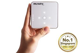 Innovative Lumiere Mini - El Proyector LED Full HD Más Pequeño del ...