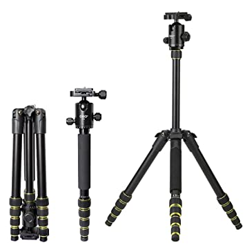 OBO TS360 + B36 Extendable Tripod With Ball Head: Amazon co