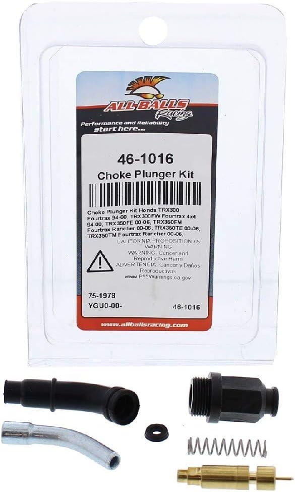 46-1014 All Balls Choke Plunger Kit for Honda ATC250ES 86 87 174 Pack