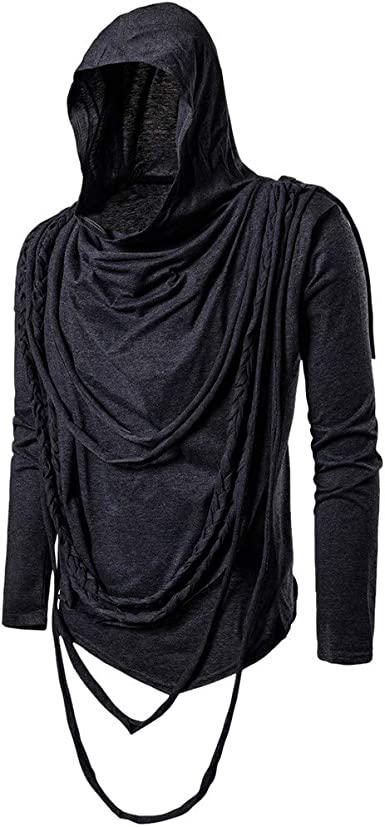 Mosquito Toy Mans Long Sleeve Hoodie Casual Pocket Hooded Sweatshirt