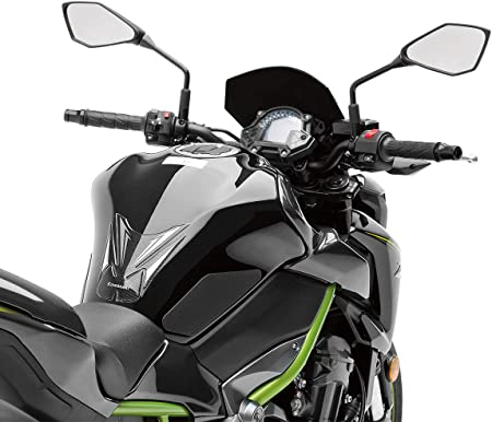 Tanque For Kawasaki Z900 2017 a 2019 de la Motocicleta del resbal/ón Anti del coj/ín del Tanque Color : Green Freno Delantero Reservoir Calcetines Pegatinas Laterales del pa/ñal