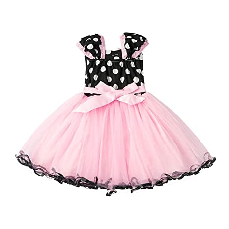 Liqiqi 🍎 Niños Traje Vestido de Princesa Cosplay | Niñas ...