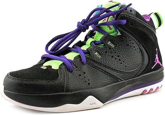 Girls Size 6 Black Basketball Shoes
