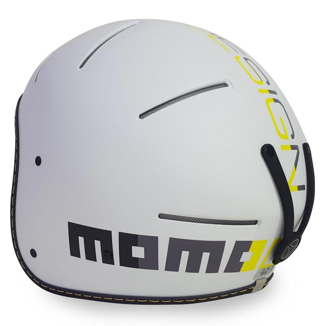 Momo Design Venom18 Skihelm f/ür