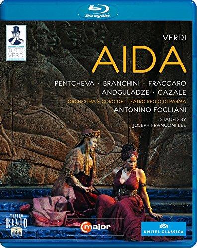 Antonino Fogliani - Aida (Blu-ray)