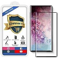 """Película De Vidro Temperado 3d Para Samsung Galaxy Note 10 Plus 6.8"""" Polegadas Proteção Anti Impacto E Riscos Cobre Toda Tela- Danet"""