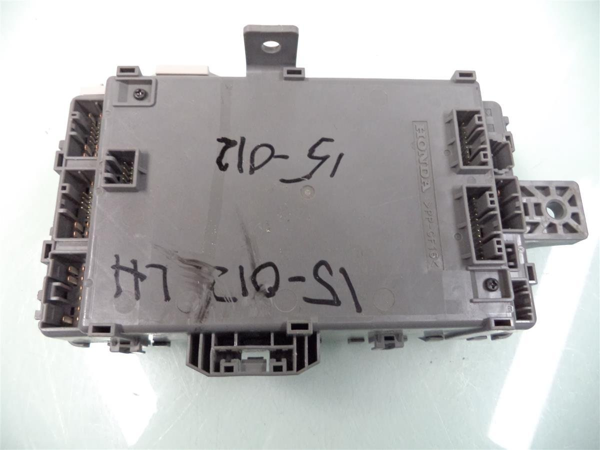 Amazon.com: 2013 2014 Honda Accord Dash Cabin Fuse Box under Dash  38200-T2A-A21 OEM: Automotive