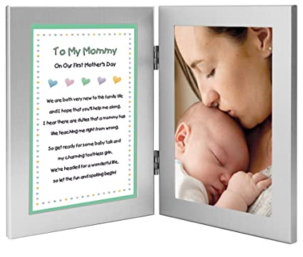 Amazon.com - New Mom - To My Mommy On Our First Mother\'s Day ...