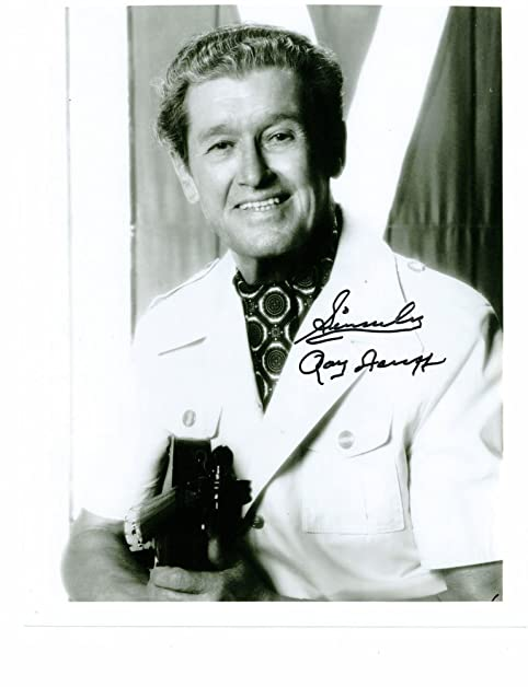 Roy acuff decd 8 x 10 celebrity photo autograph