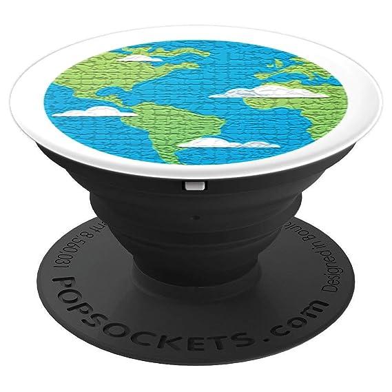 Amazon com: Earth Day Map Global Flat Earth World Planet