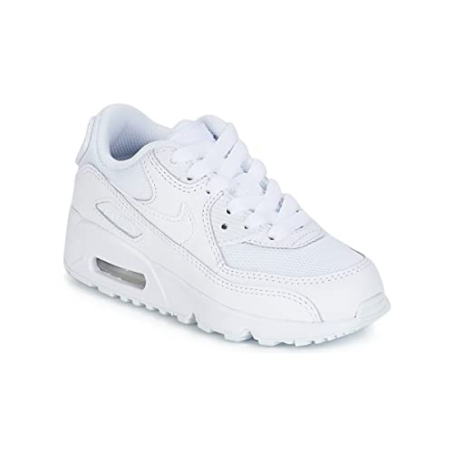 Nike Air MAX 90 Mesh (PS), Zapatos de Primeros Pasos para Bebés: Amazon.es: Zapatos y complementos