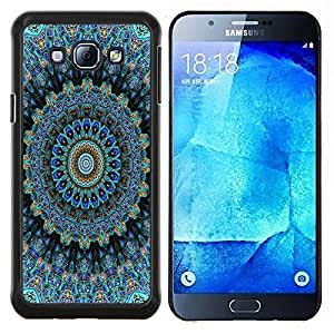 Dragon Case - FOR Samsung Galaxy A8 A8000 - better than money? - Caja protectora de pl??stico duro de la cubierta Dise?¡Ào Slim Fit