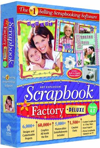 (Nova Development US Scrapbook Factory Deluxe 4.0 [Old Version])