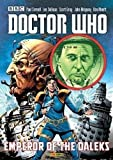 img - for Doctor Who Emperor of the Daleks Graphic novel book / textbook / text book