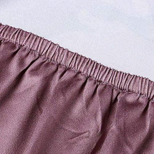 Camicetta Smanicato Vintage Camuffare Casual Eleganti Shirt Estivi Collo Moda Shoulder Donne Tops Fit Classiche Off Donna Slim Rosa Capestro Canotta Ragazzi Base Maglietta wCSqX8x
