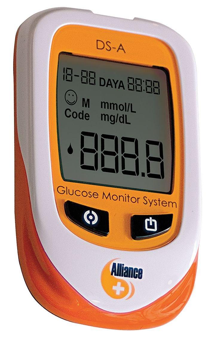 Glucose Monitor, Blood Sampl, Glucose