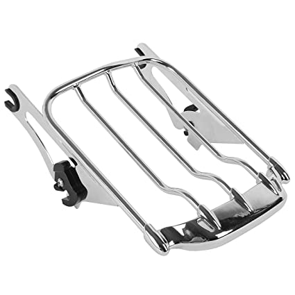 Amazon Com Xmt Moto Two Up Air Wing Luggage Rack For Harley