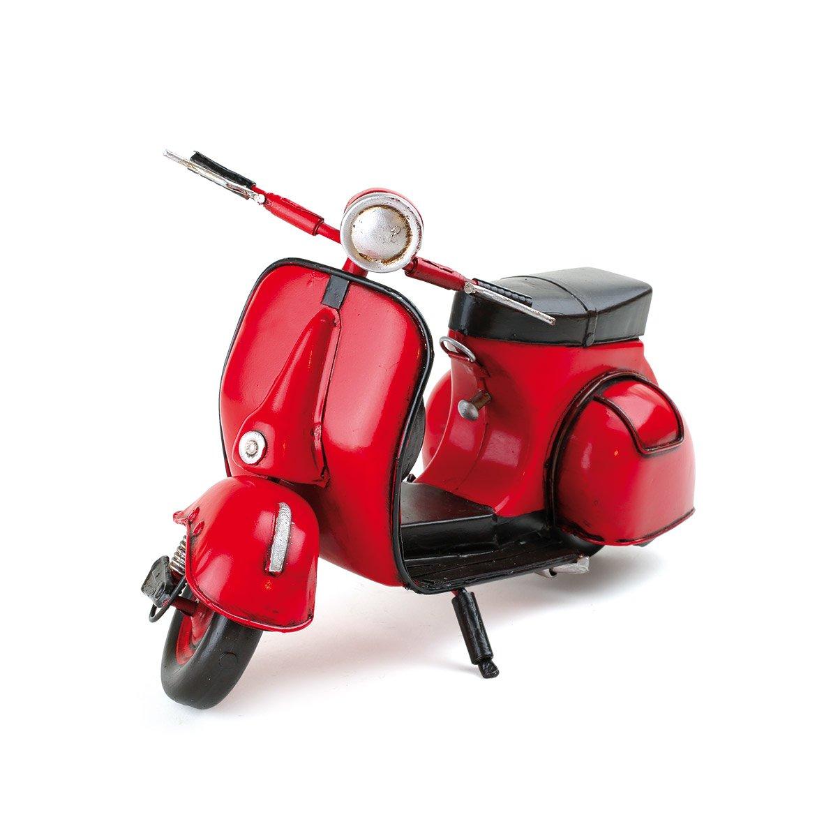 small foot company Legler - 2019228 - Muebles y Decoración - Deco Estilo Vintage - Scooter - Rojo