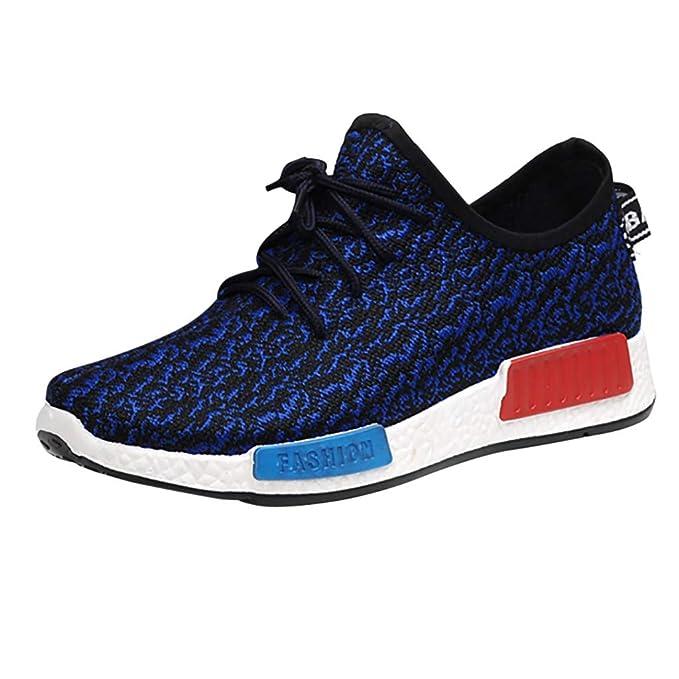 Amazon.com: Zapatillas deportivas Sneakers para hombre, para ...