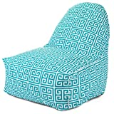 Majestic Home Goods Kick-It Chair, Towers, Pacific