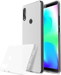iBetter para Funda cubot X19 Funda, TPU con Superficie Mate Silicona Fundas para cubot X19 Smartphone. Blanco: Amazon.es: Electrónica