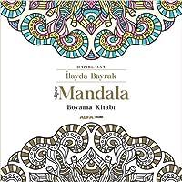 Süper Mandala: Boyama Kitabı