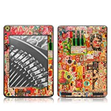 Decalgirl Kindle Touch Skin - Flotsam and Jetsam (does not fit Kindle Paperwhite)