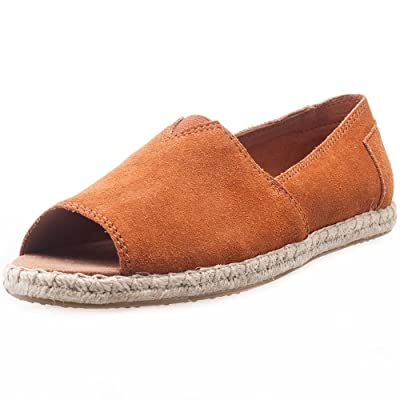 TOMS Women's Alpargata Open Toe | Shoes