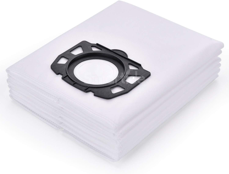 Smartide 6-Pack Karcher polar bolsas filtrants repuesto para WD4 ...