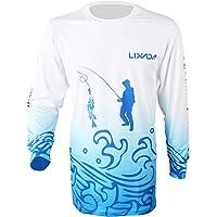 Camisas y camisetas de pesca para hombre