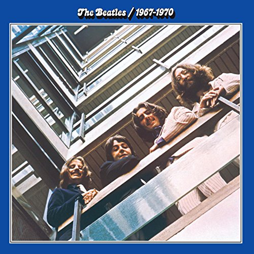 the beatles 1967 1970 the blue album by the beatles on amazon music. Black Bedroom Furniture Sets. Home Design Ideas