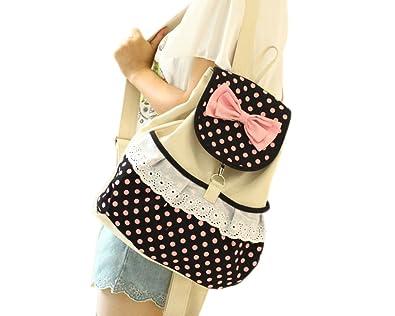 Amazon.com: Houser Bags Casual School Bags Backpacks Girls Demin ...