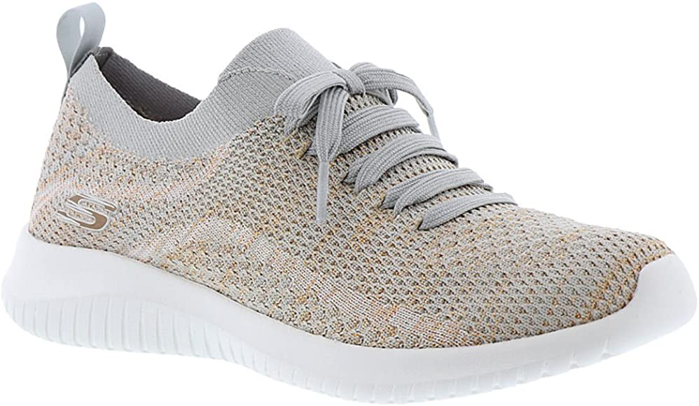 Ultra Flex Salutation Womens Sneakers TaupeGold 7