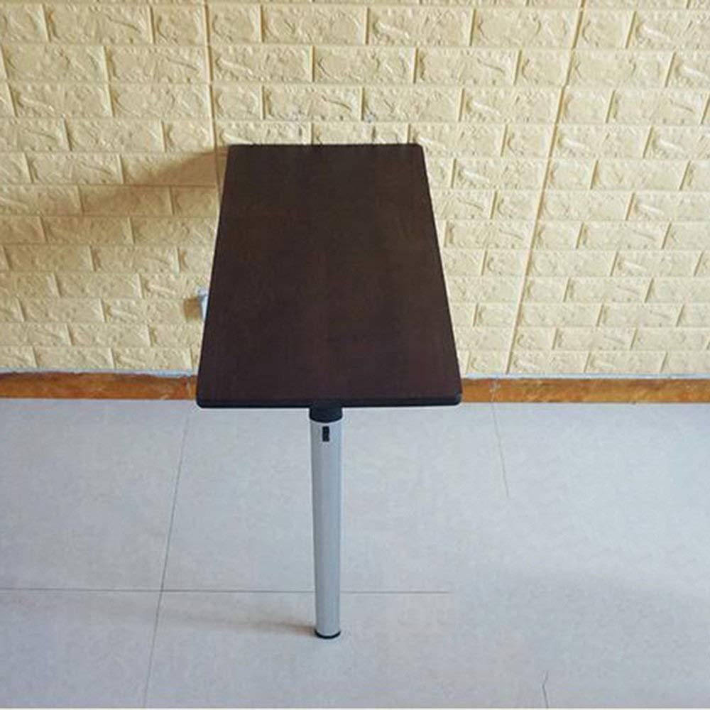 Amazon.com: Tingting mesa auxiliar de escritorio, mesita de ...