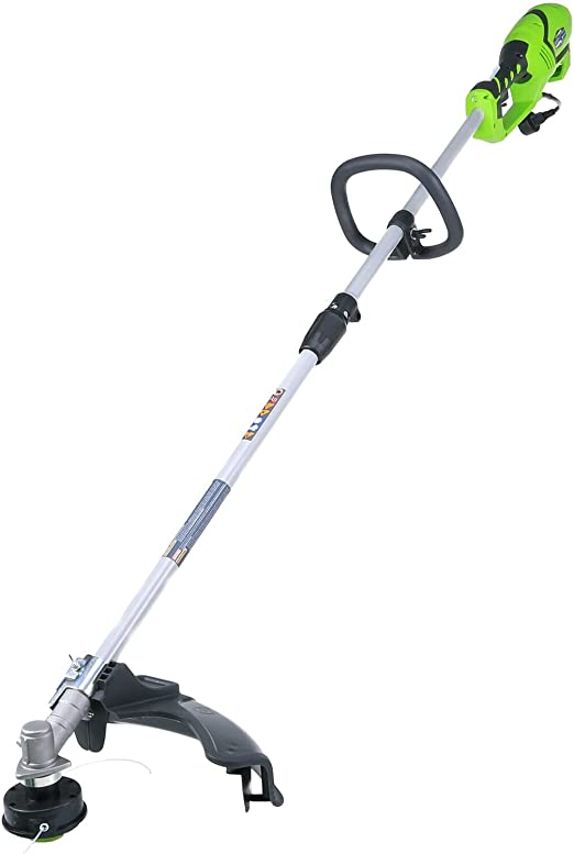 Greenworks 18-Inch Corded String Trimmer - Best Electric Weed Eater
