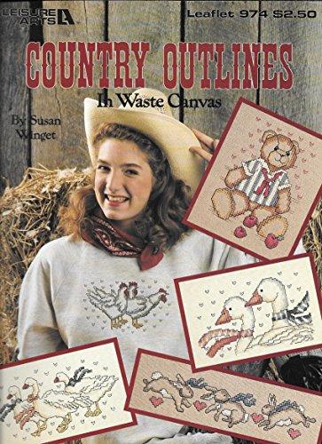 bear country cross stitch - 7