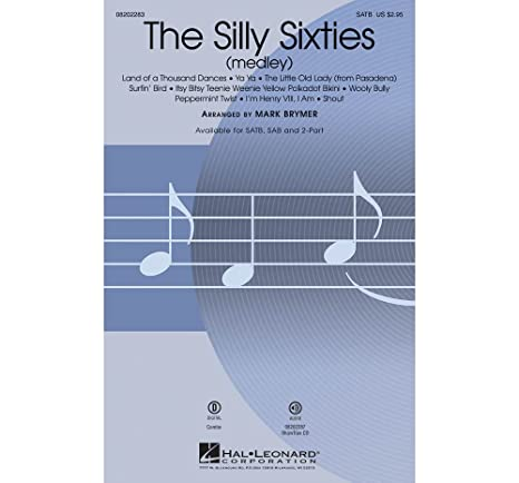 The Silly Sixties 2-Part: Amazon ca: Sports & Outdoors