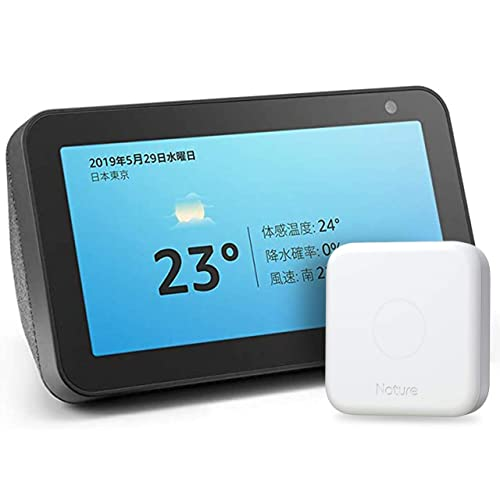 Nature Remo 3 + Echo Show 5